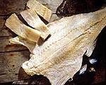 bacalhau seco