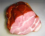 carne de porco defumada